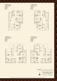 blk 87 parc rosewood parc rosewood block 87 2 bedroom 3 bedroom type 87 a 87 b