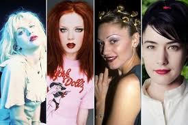90s bands with female singers and where they are now for the win