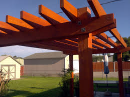 Steel Pergola Plans by Exterior Design Sensational Wooden Pergola Roof Ideas With Wood
