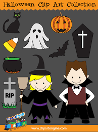 halloween clipart cute collection cute holiday clip art