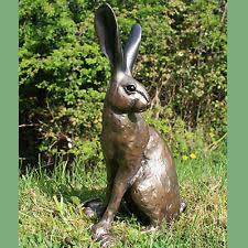 bronze garden sculptures ebay