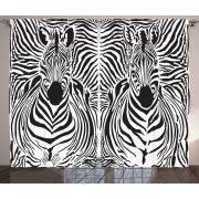 Zebra Print Curtain Panels Zebra Print Curtains
