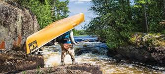 Boundary Waters Map A Place To Escape The Boundary Waters Canoe Area Wilderness
