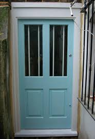exterior turquoise old front door paint color with round