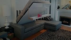 Ikea Sleeper Sofa Manstad Ikea Manstad Sleeper Sofa With Chaise And Storage Furniture