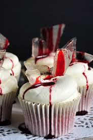 halloween cakes recipe halloween red bloody velvet cupcakes