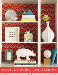 10 virtually free diy home decor projects curbly