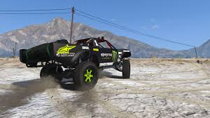 jeep monster energy trophy truck monster energy livery any color gta5 mods com