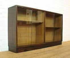 Glass Fronted Sideboards Glass Fronted Cabinet Ebay
