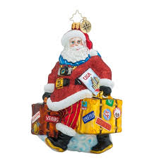 christopher radko ornaments radko packed for the holidays travel