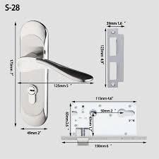Bedroom Door Locks With Key Best Bedroom Key Locks Door Locks Wooden Doors With Handles
