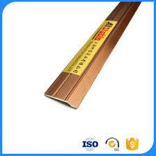 Laminate Floor Edging Trim Aluminum Flooring Reducer Aluminum Flooring Reducer Suppliers And