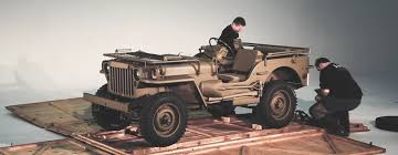 jeep crate how wwii jeeps were crated for shipping core77