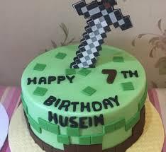 mindcraft cake minecraft cake 9