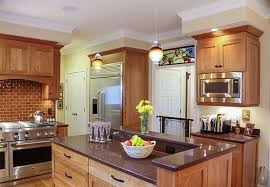 oak kitchen cabinets with stainless steel appliances shaker kitchen stainless steel appliances custom wood