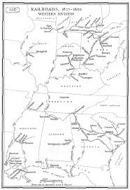 the railroad that could have stopped the civil war american
