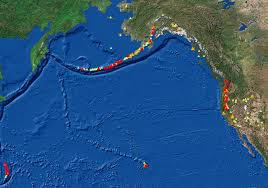 Oregon Volcano Map by Volcano Facts From The Usgs U2013 Particularly The Proposed Early