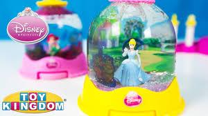 disney princess snow globe maker make your own snow globes