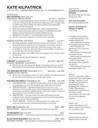 Best Resume About Me by Write Resume Former Business Owner