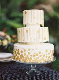 black and white gold wedding cake dress images