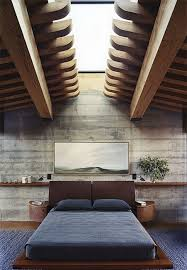 floating bed designs bedroom masculine bedroom features modern floating bed with zebra