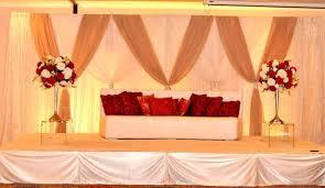 wedding backdrop set up ceremony backdrop wedding setup wedding stage indian
