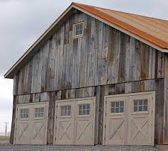 reclaimed barn garage timber frame case study
