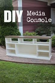 Apothecary Console Table Diy Apothecary Console Plans By Ana White Handmade With Ashley