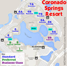 Walt Disney World Resorts Map by How To Get The Disney World Resort Room You Want