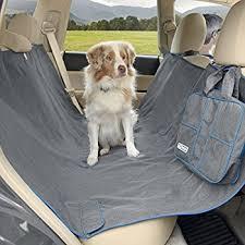 amazon com kurgo wander dog hammock u0026 pet seat cover stain