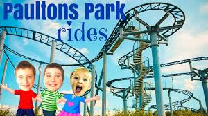 15 paultons park rides 2017 youtube