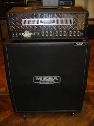 mesa boogie triple rectifier and 4x12 cab things i need