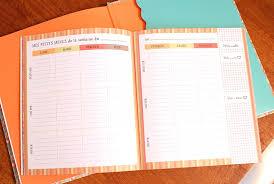 cahier de cuisine à remplir bébé à 7 mois un beau livre de recette vernis et chocolat