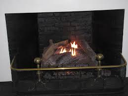 propane fireplace flame too big u2014 heating help the wall