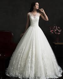 Princess Wedding Dresses Aliexpress Com Buy Xh 167 New Arrival Lace Princess Wedding