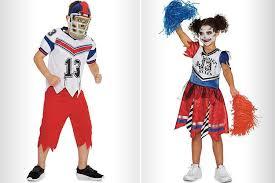 Zombie Cheerleader Costume Halloween 2017 Costume Ideas For Kids And Babies From Asda U0027s