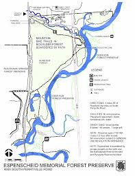 Rockford Illinois Map by Espenschied Memorial Friends Of The Kishwaukee River