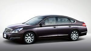 teana nissan price nissan teana premium sedan revealed