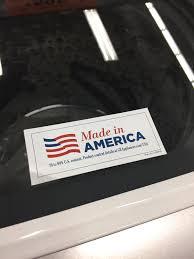 president trump keeping jobs in america ge washing machines at