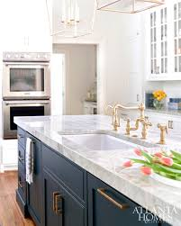 navy blue kitchen cabinets home and interior incredible island