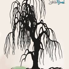 shop weeping willow tree on wanelo
