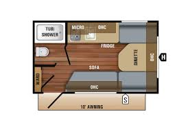 Jayco Jay Flight Floor Plans by For Sale New 2018 Jayco Jay Flight Slx 145rb Baja Travel Trailers
