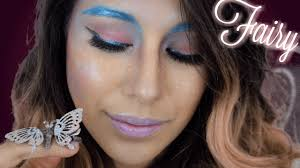 Halloween Lip Makeup Easy Pink Fairy Makeup For Halloween Beginner Youtube