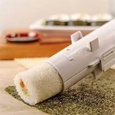 piston cuisine sushezi sushi appareil à sushis et makis à piston