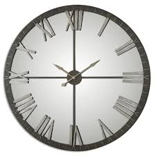large wall clocks oversized big clocks at clockshops com