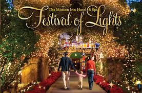 festival of lights riverside 2017 the historic mission inn s festival of lights
