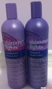 Shimmering Lights Conditioner Damn Purple Shampoo