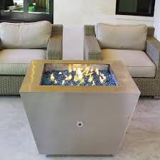 Stainless Steel Firepit 33 In Stainless Steel Pit Made In The Usa