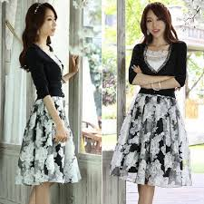 black color all match woman yarn pleated shivering tutu dress