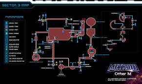 Metroid 2 Map Game Maps Metroid Other M Metroid Recon